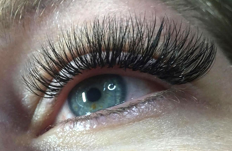 58533833c2c Russian volume eyelash extensions | Just Perfect Touch