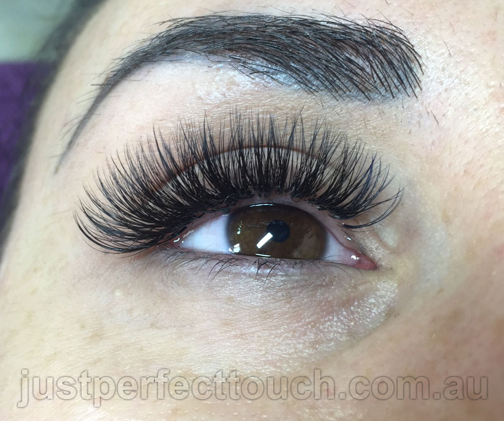 9115a93c628 Russian Volume Set 2-3D 01 | Just Perfect Touch - Eyelash extensions
