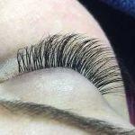 3D Russian volume eyelash extensions