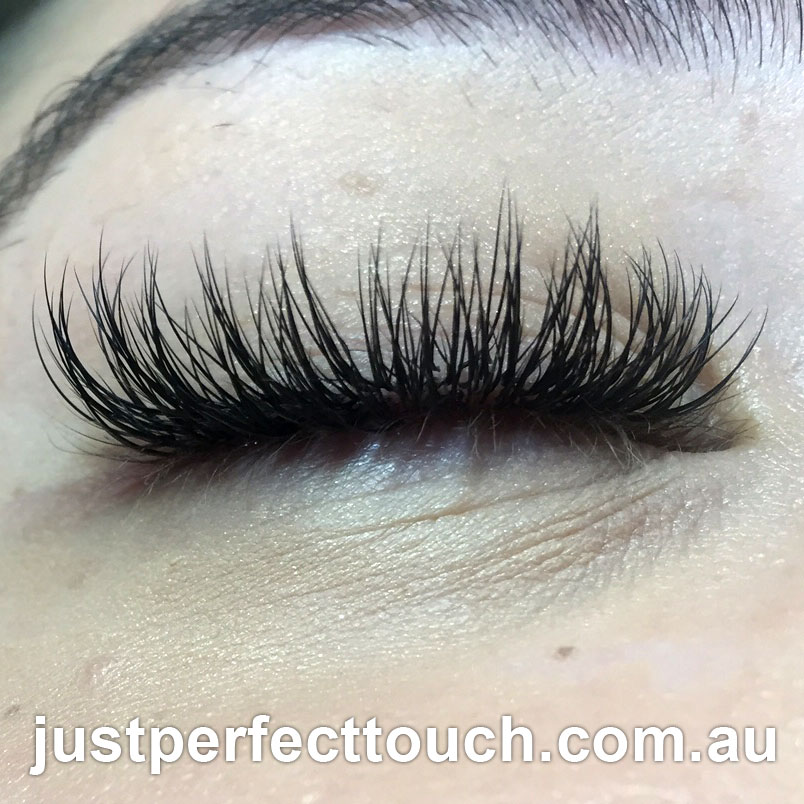 Mink Eyelash Extensions 15 Just Perfect Touch Eyelash Extensions