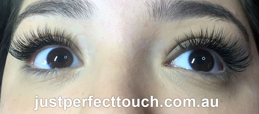 Mink Eyelash Extensions 12 Just Perfect Touch Eyelash Extensions