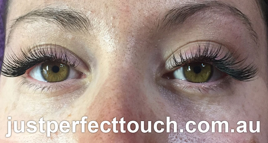 Mink Eyelash Extensions Just Perfect Touch