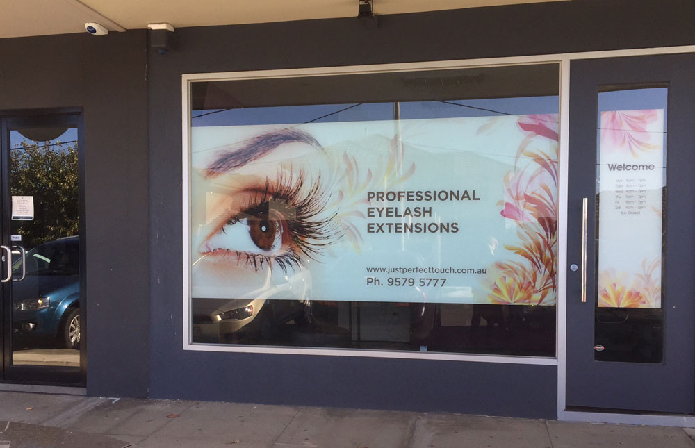 eyelash extensions salon just perfect touch 13 scanlan street bentleigh east vic