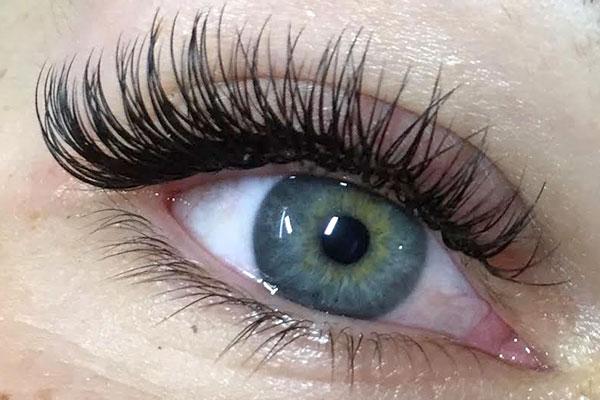 glamour classic eyelash extensions
